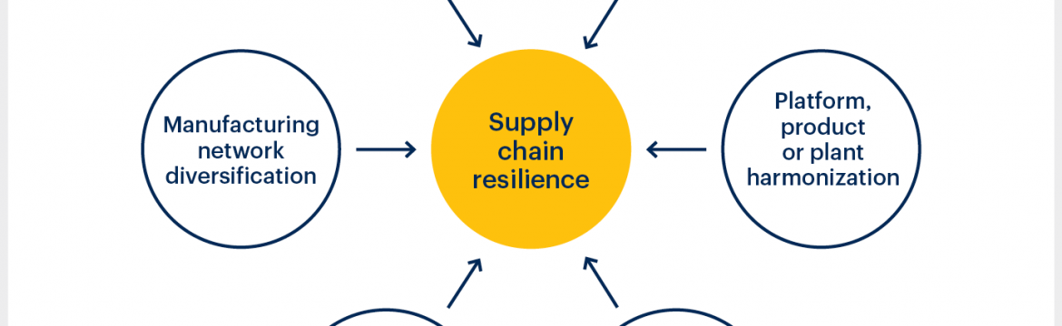 Building Resilience in Supply Chain Is A Challenge