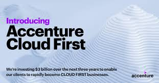 Accenture Cloud First