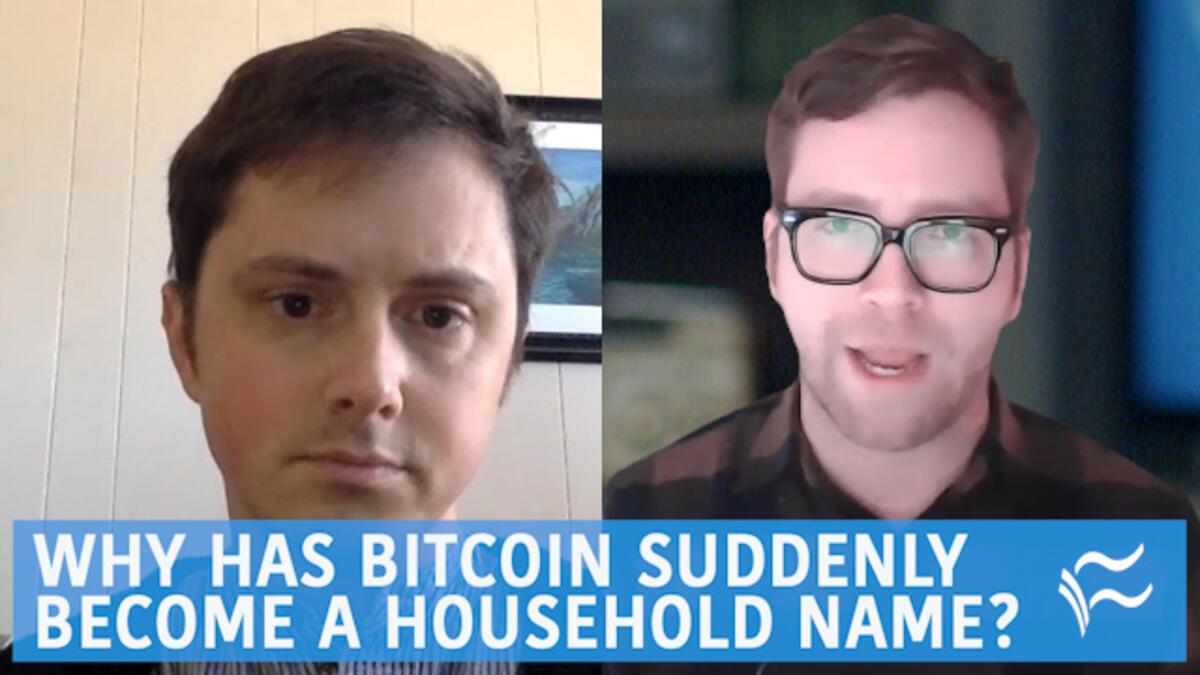 Bitcoin Household Name