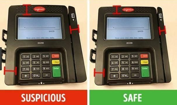 Detect Credit Card Skimmers