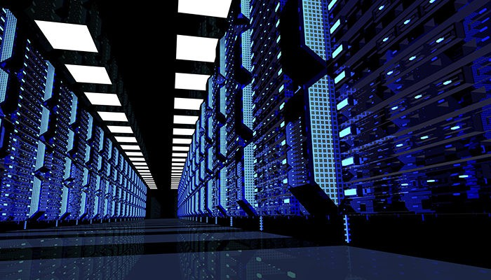 Data Centre Based On Cloud