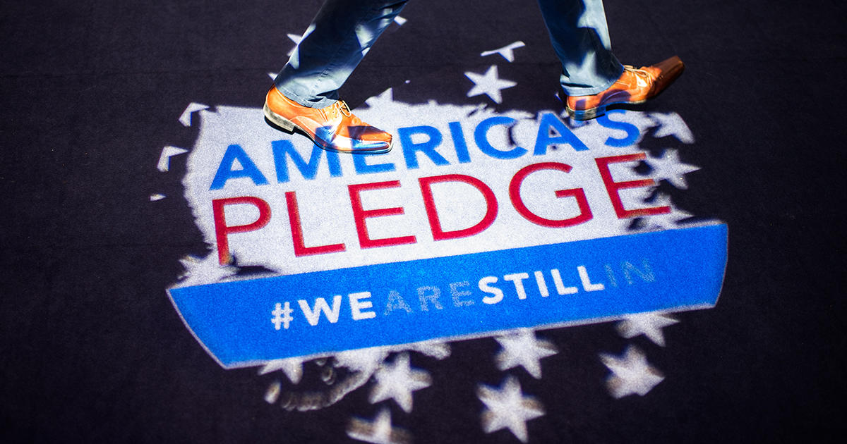 America's Pledge To Climate Change