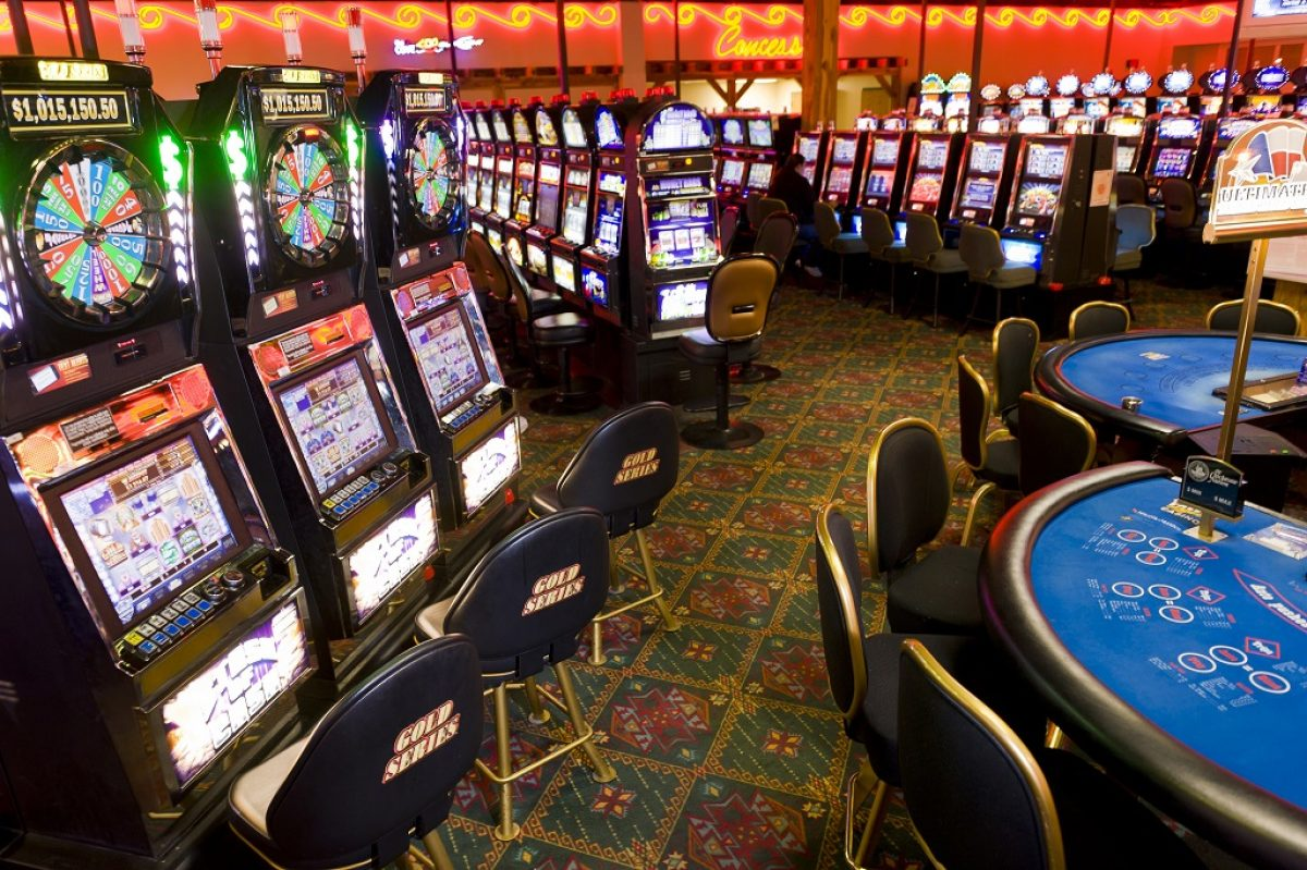 Iot Devices in Casino