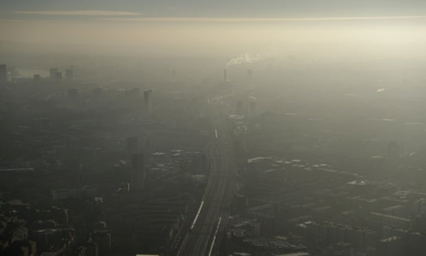 Air Pollution Going Above Set Levels