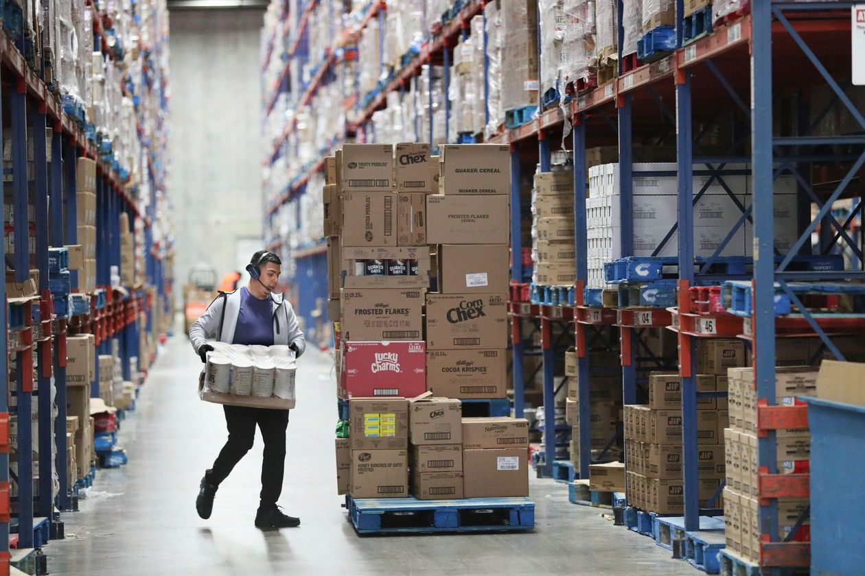 Food Supply Chain Face Shortage