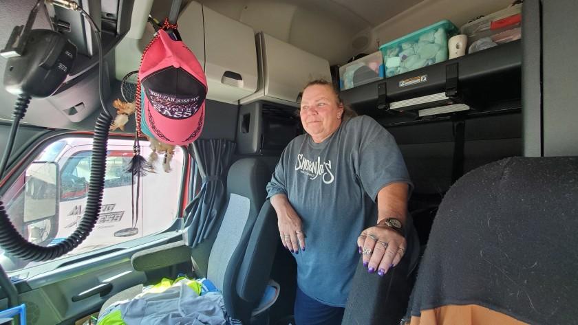Trucker's Cabin