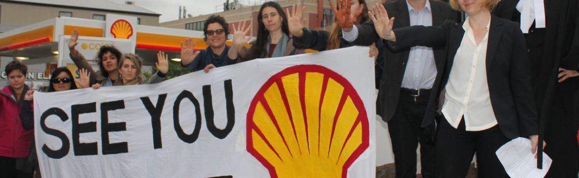 Shell In Court