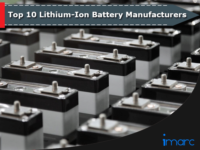 Lithium Ion Battery Maker