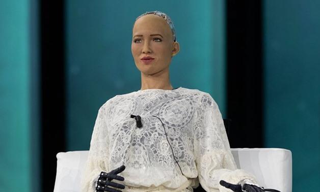 Robot Ambassador Sophia