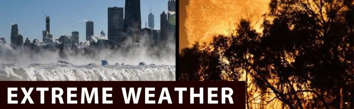 Extreme Weather Predicted