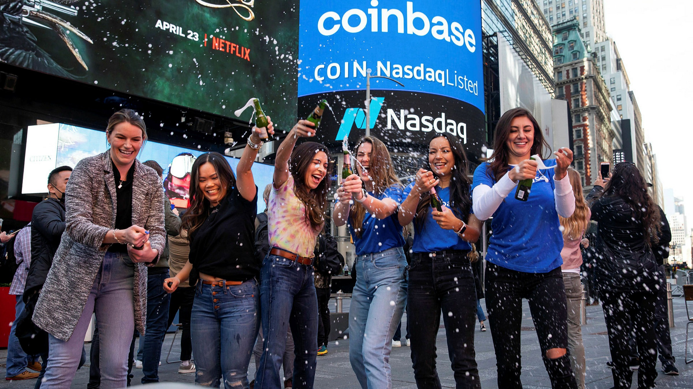 Coinbase Office Building