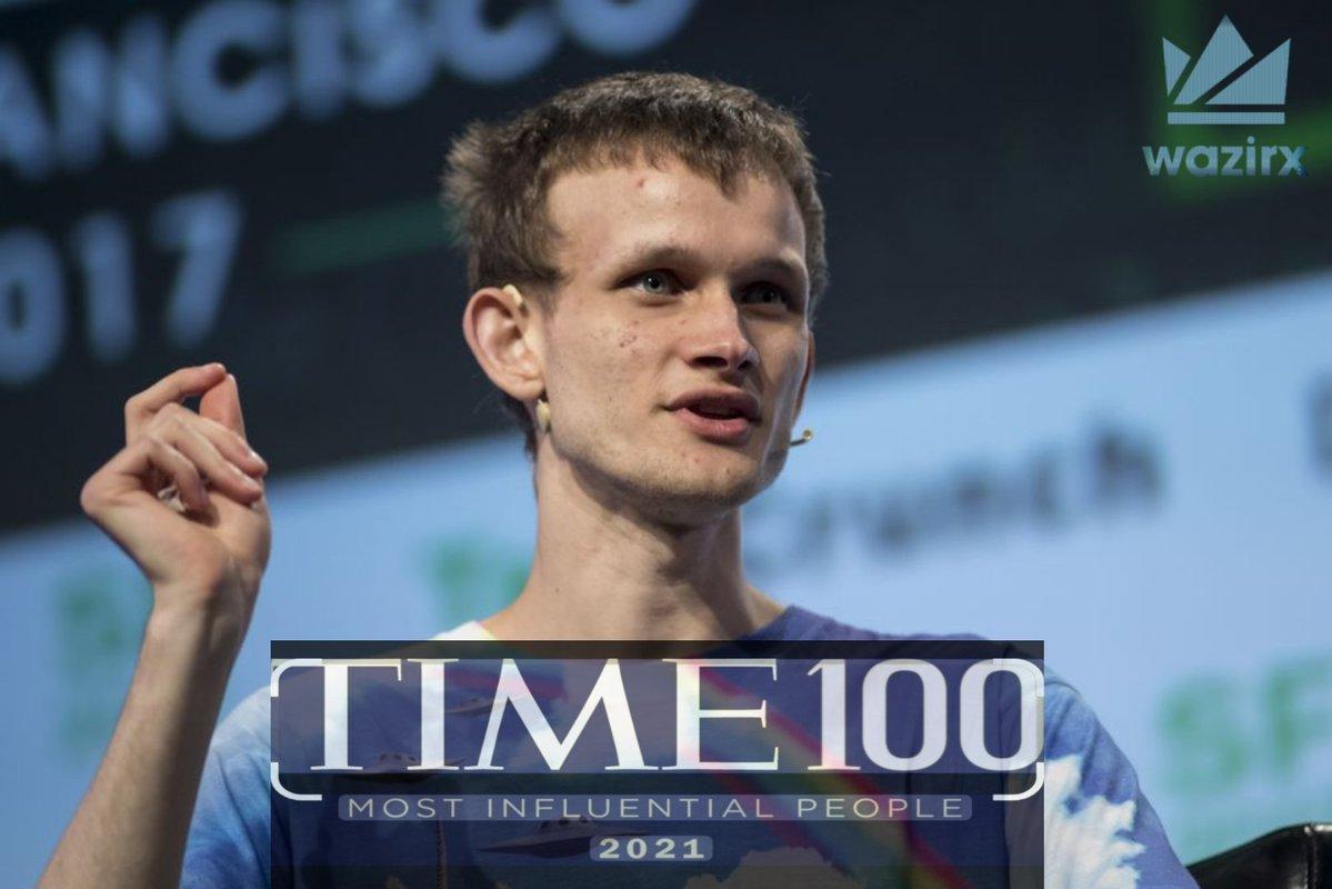 Vitalik Buretin Time Magazine