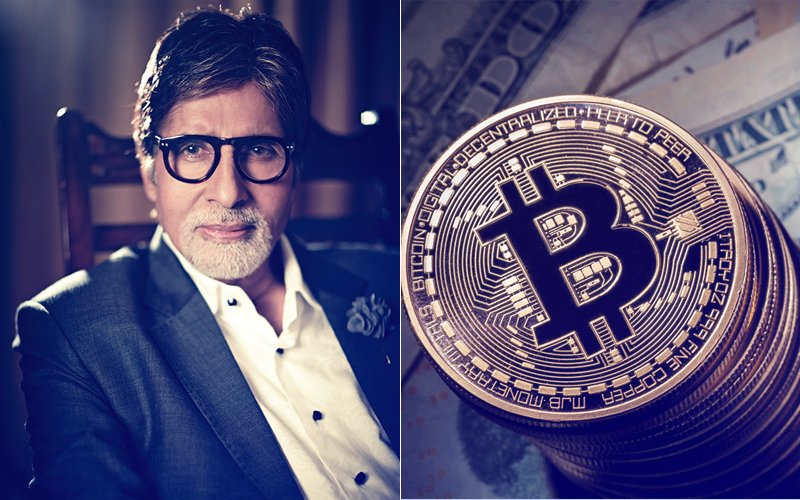 Amitabh Bachchan Pitches For Cryptocurrency Ahead of Diwali